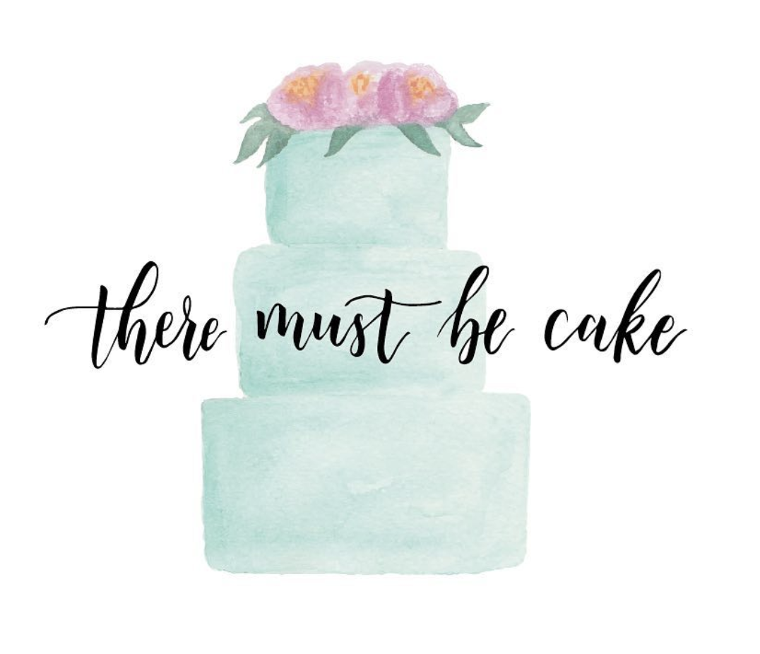 There must be cake